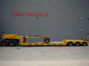 Faymonville STBZ-3VA 5.7 M Extandable Powersteering Dolly D-1. Podvalník