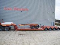 Faymonville STBZ-4VA 5 Meter Extandable Powersteering + Dolly D-2 Tieflader