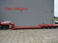 Faymonville STBZ-4VA Powersteering 5.5 M Extandable! Tieflader