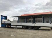 Fliegl Tieflader 13,65m Containeraufnahme/EZ2008/ wir liefern! Επίπεδη ρυμούλκα