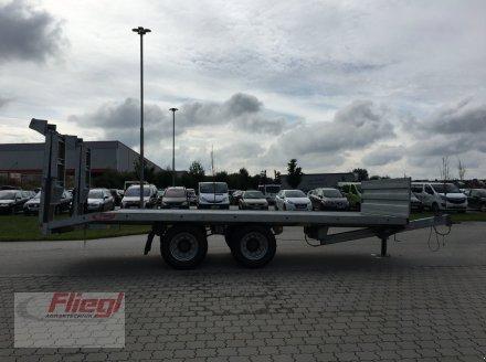 Tieflader du type Fliegl TPW 140, Gebrauchtmaschine en Mühldorf (Photo 5)