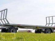 Tieflader des Typs Fliegl ZPW 120, Neumaschine in Rosenthal
