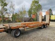 Tieflader des Typs Goldhofer 30 t Verbreiterung auf 3 m, hydraulische Rampen, Gebrauchtmaschine in Rain