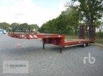 Tieflader des Typs Goldhofer STU 2-27/80 v Meppen-Versen