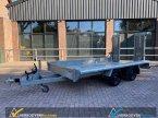 Tieflader типа Hapert Indigo LF-2 Machinetransporter 3500kg в Vessem
