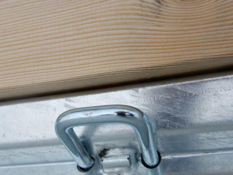 Tieflader des Typs Humbaur Tandem Hochlader / GG: 11,9t / NL: 8,9t / AKTION, Neumaschine in Mariasdorf (Bild 14)