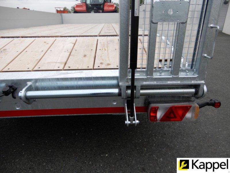 Tieflader des Typs Humbaur Tandem Hochlader / GG: 11,9t / NL: 8,9t / AKTION, Neumaschine in Mariasdorf (Bild 8)