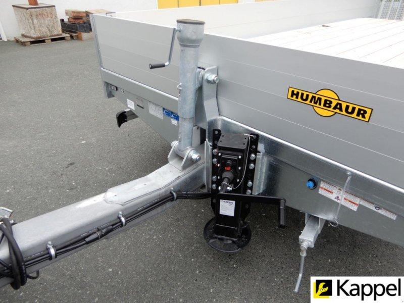 Tieflader des Typs Humbaur Tandem Hochlader / GG: 11,9t / NL: 8,9t / AKTION, Neumaschine in Mariasdorf (Bild 16)