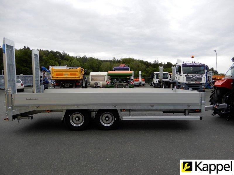 Tieflader des Typs Humbaur Tandem Hochlader / GG: 11,9t / NL: 8,9t / AKTION, Neumaschine in Mariasdorf (Bild 5)