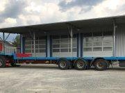Tieflader typu K Tieflader gekröpft/Lenkachse/Containeraufnahme/EZ2012, Gebrauchtmaschine w Großkarolinenfeld bei Rosenheim / B15