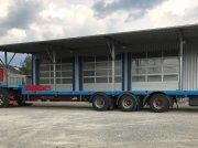 Tieflader des Typs Kässbohrer Tieflader gekröpft 13,65m/Lenkachse/HU+Bälge neu, Gebrauchtmaschine in Großkarolinenfeld bei Rosenheim / B15