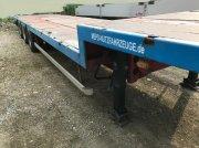 Tieflader des Typs Kässbohrer TIEFLADER gekröpft/Lenkachse/Container/EZ2012/sofort einsatzbereit, Gebrauchtmaschine in Großkarolinenfeld bei Rosenheim / B15