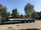 Tieflader des Typs KG-AGRAR KANE LBT24 Tieflader Ballenwagen Plattform Tridem Anhänger in Langensendelbach
