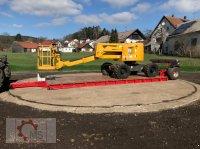 Kobzarenko Tieflader 9t 7x2,5m Druckluft Tieflader