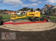 Tieflader del tipo Kobzarenko Tieflader 9t 7x2,5m Druckluft, Neumaschine en Tiefenbach