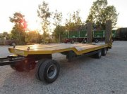 Tieflader des Typs Langendorf 30 t 3 Achser Federrampen mit Abstützung, 1 a Zustand, Gebrauchtmaschine in Rain