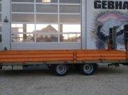 Tieflader des Typs Möslein 14 Tonnen Tandem Tieflader mit Rampen Zwillingsbereift Baumaschinen Anhänger, Gebrauchtmaschine in Großschönbrunn
