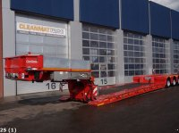 Nooteboom Euro-54-03 Lowbed Extendable Steerable Remorque porte-char