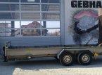 Tieflader des Typs Obermaier Baumaschinenanhänger / 10,5 Tonnen Tandem in Großschönbrunn