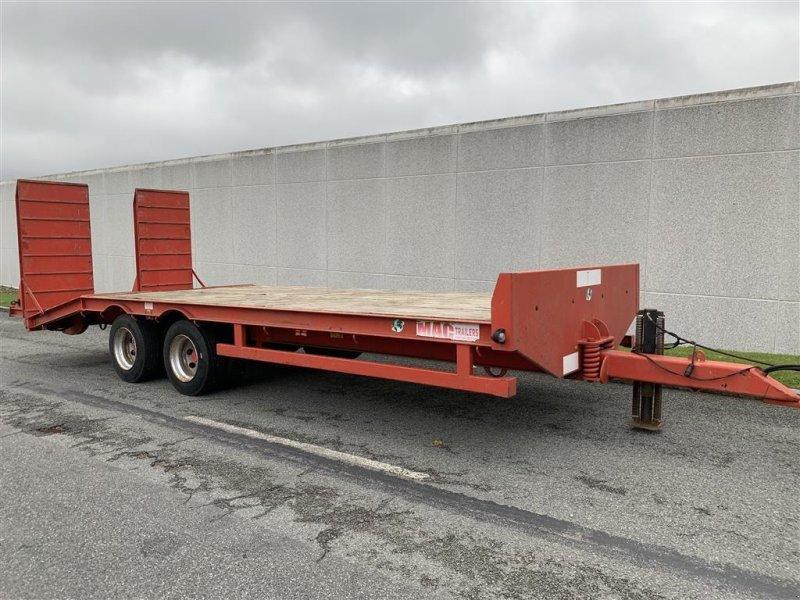Tieflader a típus Oleo Mac 16 tons maskintrailer, Gebrauchtmaschine ekkor: Ringe (Kép 1)