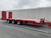Oleo Mac 3 akslet maskintrailer ny model lav læssehøjde Low bed trailer