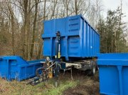 PRONAR T286 + 3 Container Низкорамный прицеп
