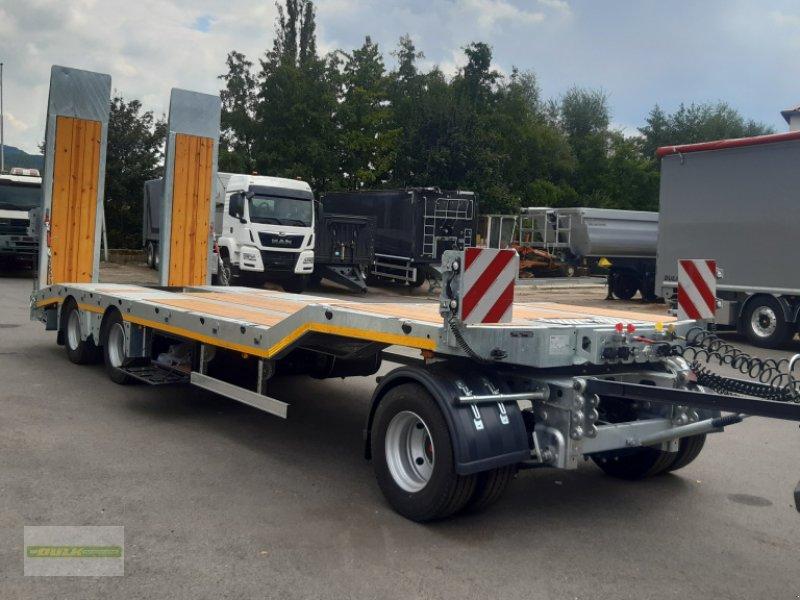 Tieflader des Typs Schwarzmüller LKW Anhänger, Neumaschine in Donnersdorf (Bild 1)