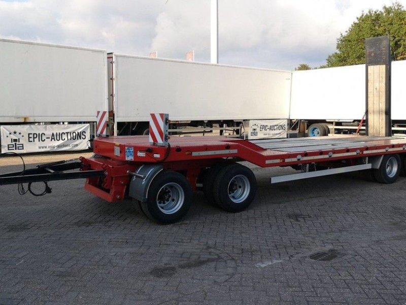 Tieflader a típus Sonstige Alm Damper 3ALM Scorpion, Gebrauchtmaschine ekkor: Leende (Kép 1)