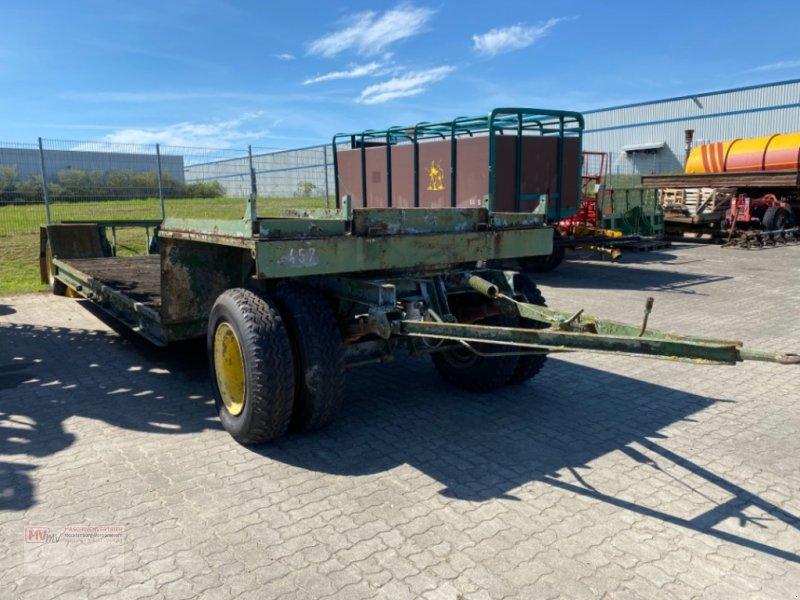 Tieflader des Typs Sonstige Alubau Wismar DDR, Gebrauchtmaschine in Neubrandenburg (Bild 1)