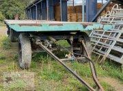 Tieflader типа Sonstige Ballenwagen Plattformanhänger, Gebrauchtmaschine в Gevelsberg