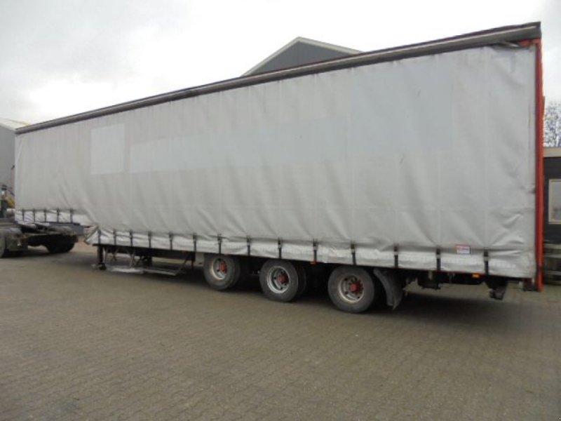 Tieflader tip Sonstige BURG Nieuwe APK Jumbo/Tautliner/low loader, Gebrauchtmaschine in Kolhorn (Poză 1)