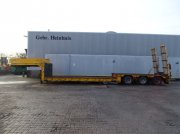 Sonstige Langendorf SATH 30/33 Powersteering Low bed trailer