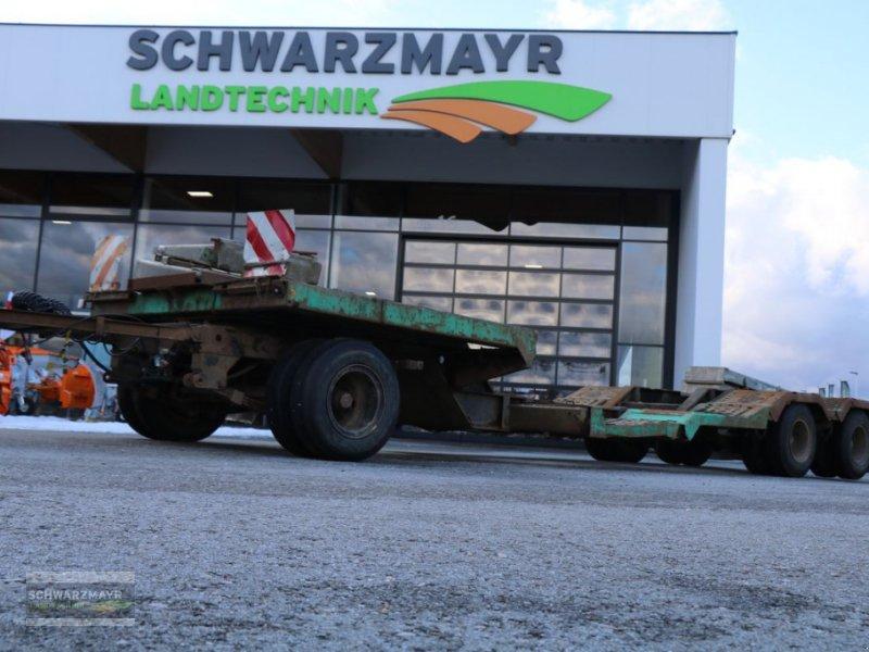 Tieflader типа Sonstige LOHR S.A 3 Achstieflader, Gebrauchtmaschine в Gampern (Фотография 1)
