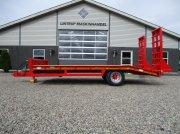 Sonstige Maskintransport vogn med hydraulisk støtteben Niskopodna prikolica