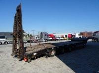 Sonstige mccauley trailers ltd MAC Trailer 3136 Dieplader 3-assig 39.000 Tieflader