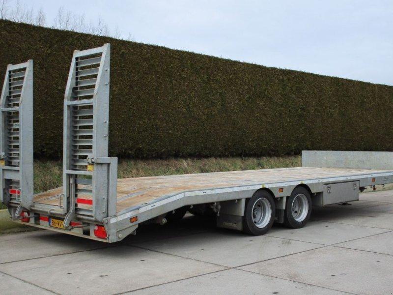 Tieflader типа Sonstige Veldhuizen 17,0-tons Tandem semi-dieplader aanhangwagen, Gebrauchtmaschine в Groenekan (Фотография 1)