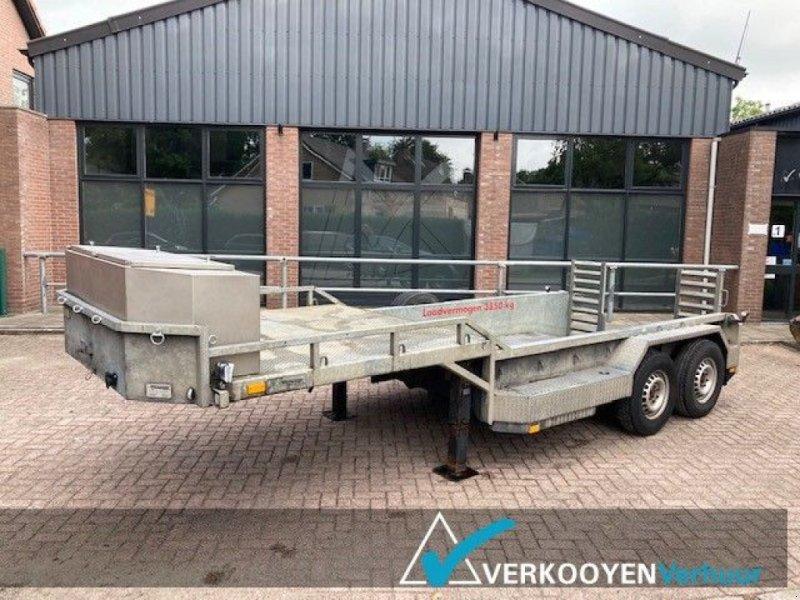 Tieflader des Typs Sonstige Veldhuizen 2 assige oplegger dieplader HS-DLO, Gebrauchtmaschine in Vessem (Bild 1)