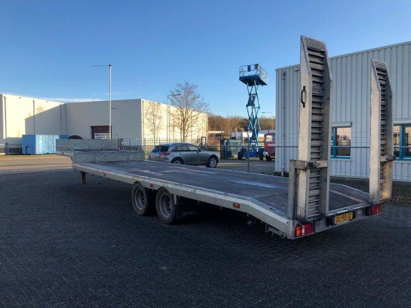 Tieflader typu Sonstige Veldhuizen Semi dieplader, BE oplegger, 15 ton, Gebrauchtmaschine v Heijen (Obrázek 1)