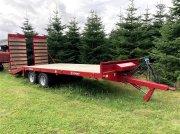Tieflader typu Tinaz 12 tons maskintrailer TR-01, Gebrauchtmaschine w Fredericia
