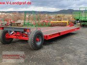 Unia PL 6 Low bed trailer