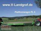 Tieflader des Typs Unia PL6 in Ostheim/Rhön