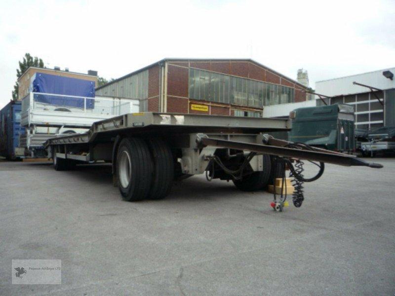 Tieflader des Typs Wiese 2-Achs Tieflader, 20to, Gebrauchtmaschine in Gevelsberg (Bild 1)