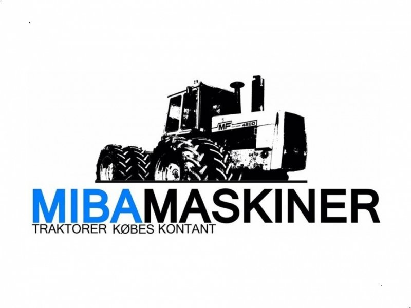 Traktor типа Agco VI MANGLER BRUGTE TRAKTORER, Gebrauchtmaschine в Mariager (Фотография 1)