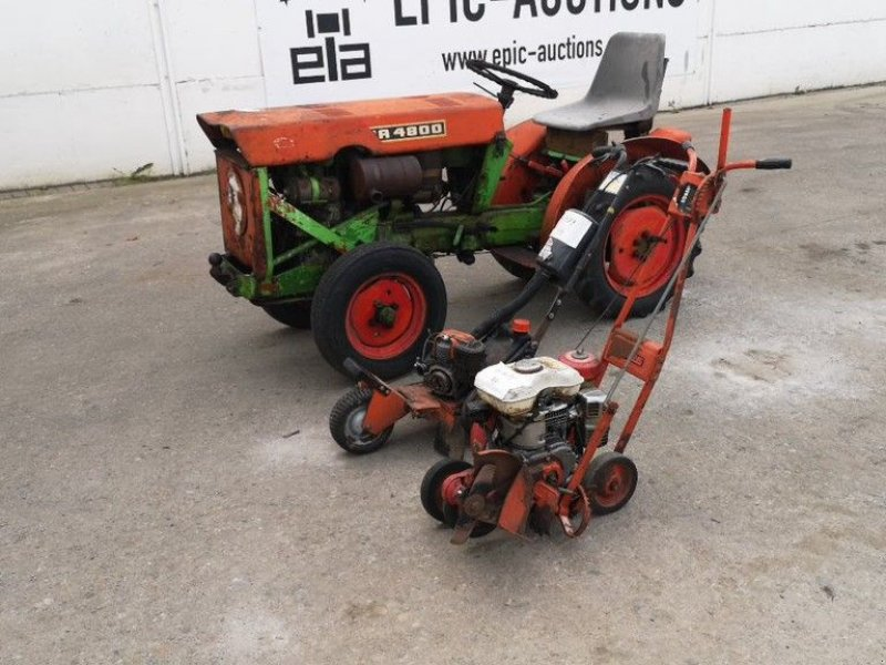 Traktor typu Agria 4800, Gebrauchtmaschine w Leende (Zdjęcie 1)