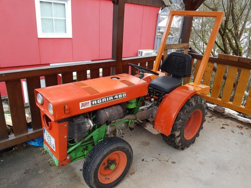 Traktor типа Agria 4800, Gebrauchtmaschine в Höchst (Фотография 1)