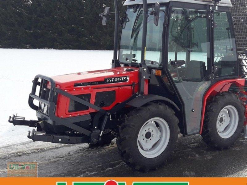 Traktor des Typs Agromehanika AGT 835 Allrad, Kabine, Carraro, Holder, Gebrauchtmaschine in Warmensteinach (Bild 1)