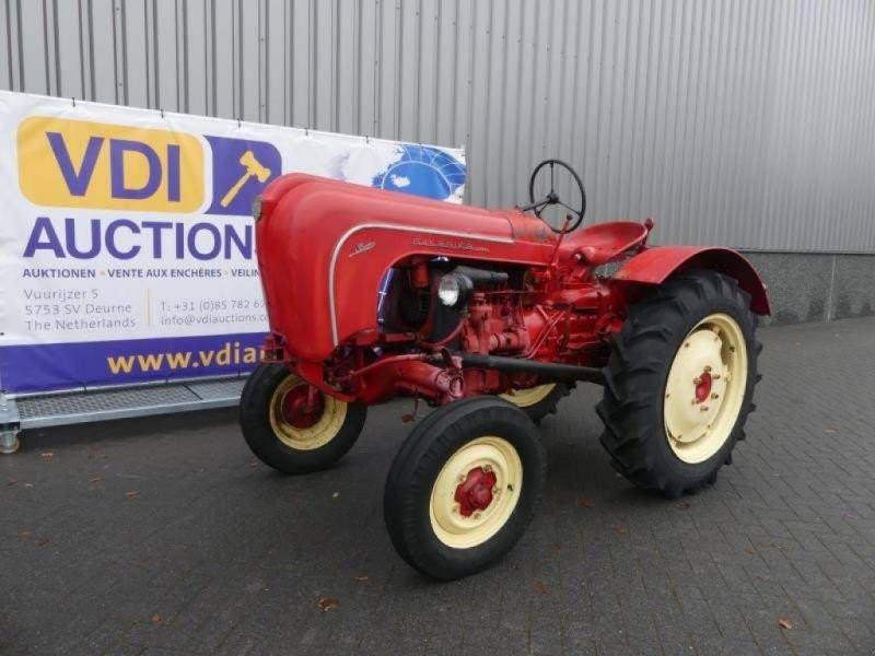 Traktor typu Allgaier 122, Gebrauchtmaschine w Deurne (Zdjęcie 1)