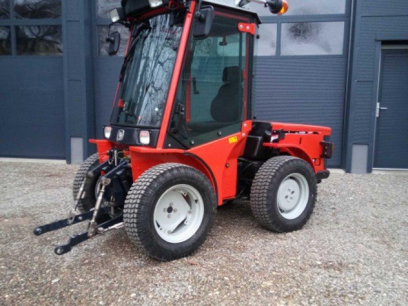 Traktor типа Antonio Carraro Superpark 4400 HST, Gebrauchtmaschine в Riedsend (Фотография 1)