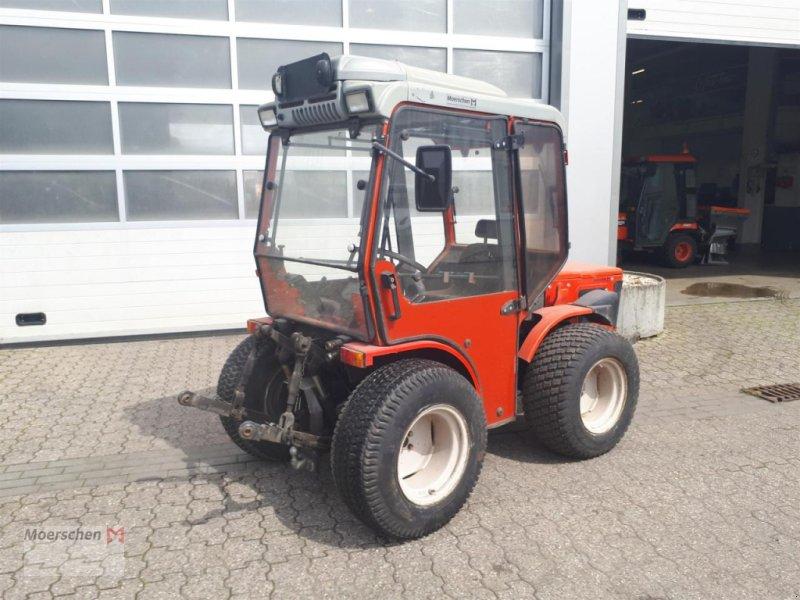 Traktor des Typs Antonio Carraro Tigretrac 3800 HST, Gebrauchtmaschine in Tönisvorst (Bild 1)