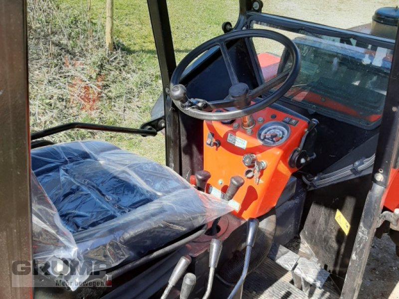 Traktor des Typs Antonio Carraro Tigretrac 8008, Gebrauchtmaschine in Germaringen (Bild 4)
